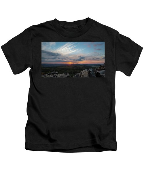 Just Before Sundown Kids T-Shirt