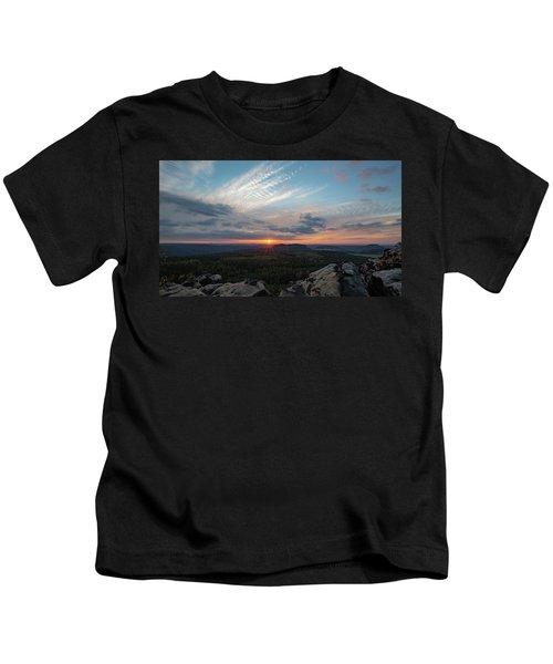 Just Before Sundown Kids T-Shirt