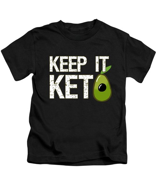 Keep It Keto Kids T-Shirt