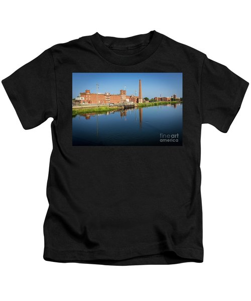 King Mill - Augusta Ga 1 Kids T-Shirt