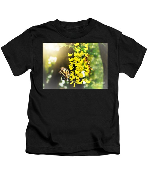 Kissed By The Sun Kids T-Shirt