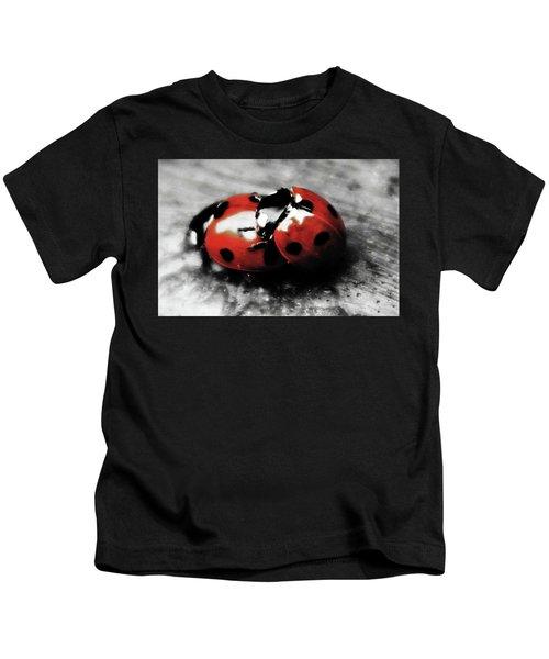 Lady Bug Loving Kids T-Shirt