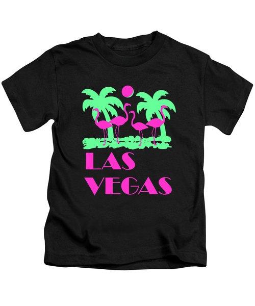Las Vegas Vintage Kids T-Shirt