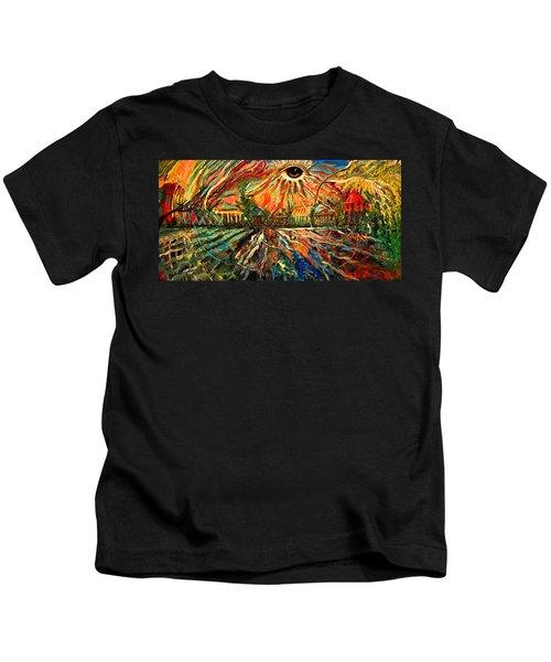 Let Love Shine Kids T-Shirt