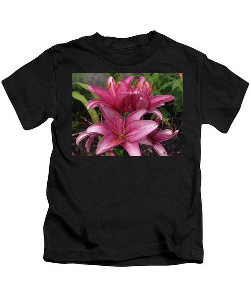 Lilixplosion 5 Kids T-Shirt