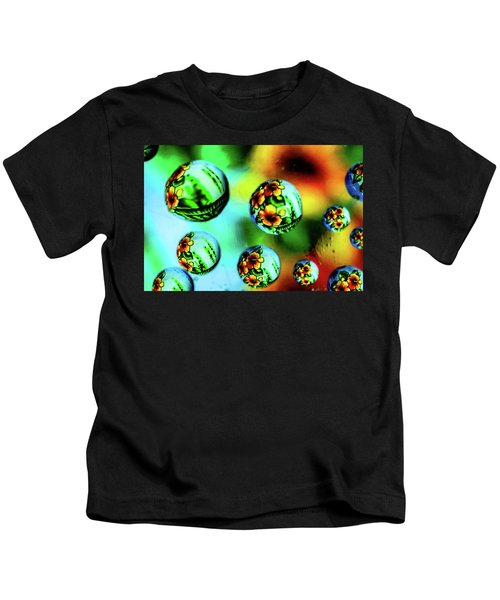 Liquid Lenses Kids T-Shirt