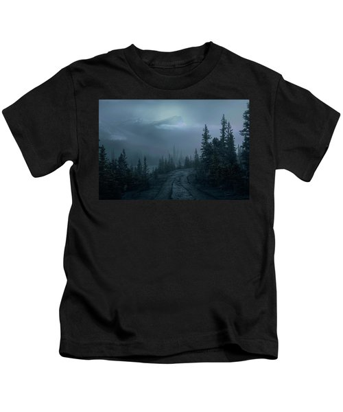 Lonely Trails Kids T-Shirt
