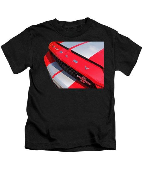 Lurking Cobra - Shelby Gt500 Kr Kids T-Shirt