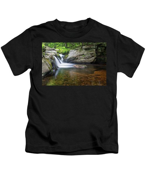 Mad River Falls Kids T-Shirt