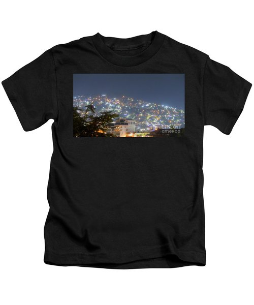 Magic Of Zihuatanejo Bay Kids T-Shirt