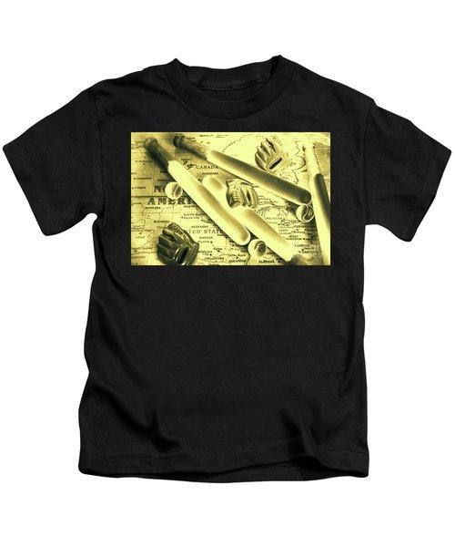 Major League America Kids T-Shirt