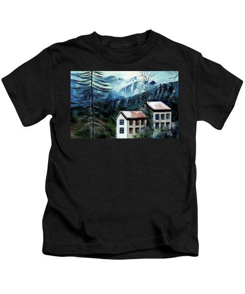 Manali 1 Himalaya Kids T-Shirt