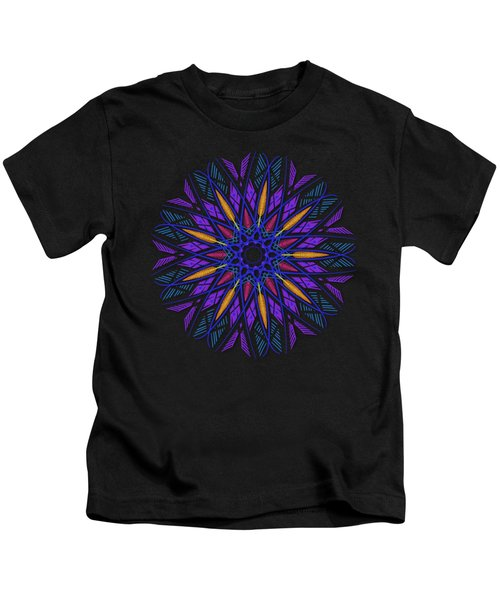 Mandala Dreamcatcher Kids T-Shirt