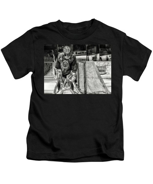 Marc Andre Fleury Vegas Golden Knights Kids T-Shirt