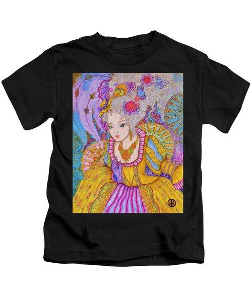 Marie Antinette Kids T-Shirt