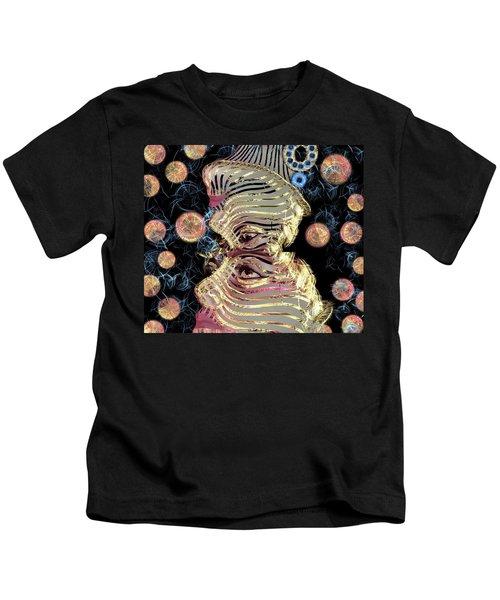 Mask My Minds Eye Kids T-Shirt