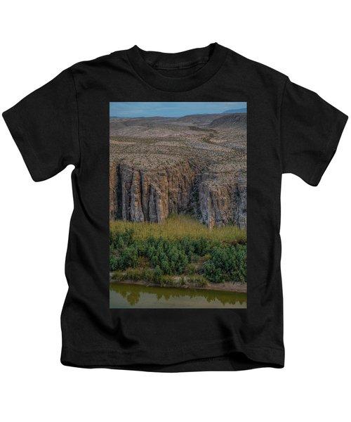 Mexican Box Canyon Kids T-Shirt