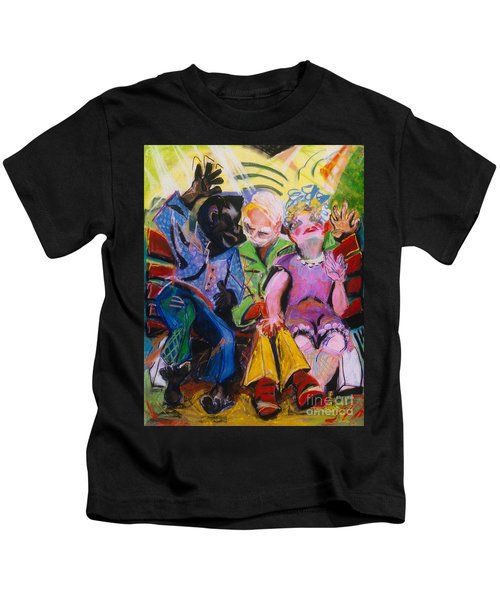 Miami Bench Kids T-Shirt