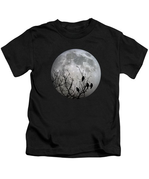 Midnight Moonshiners  Kids T-Shirt