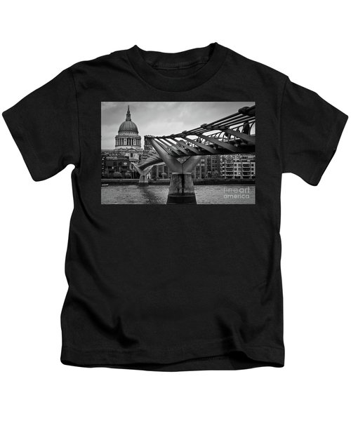 Millennium Bridge 01 Kids T-Shirt