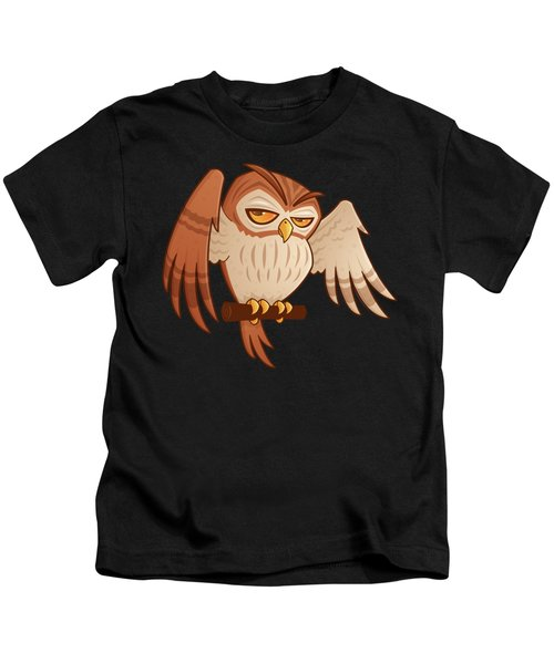 Mister Owley Kids T-Shirt