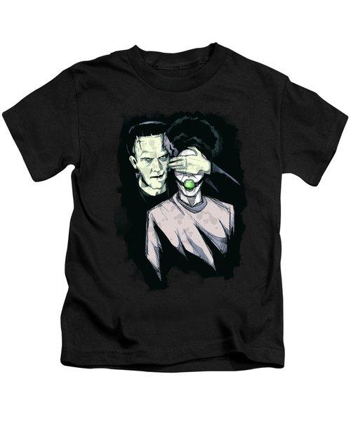 Monster Mash Kids T-Shirt