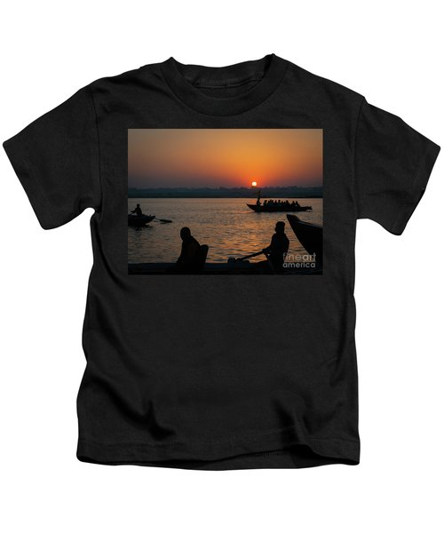 Mother Ganges Kids T-Shirt