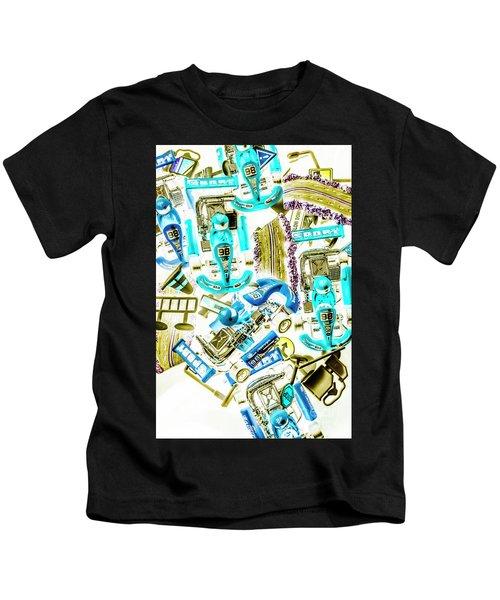 Motorised Bedlam Kids T-Shirt