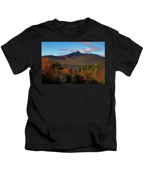 Mount Chocorua New Hampshire Kids T-Shirt