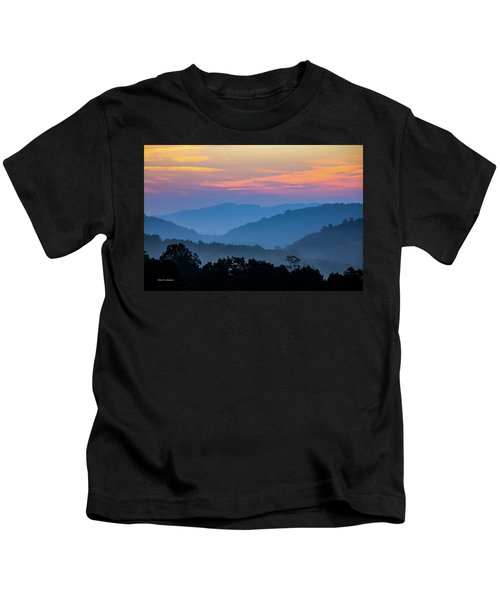 Mountain Tide Kids T-Shirt