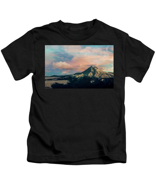 Mt Hood Kids T-Shirt