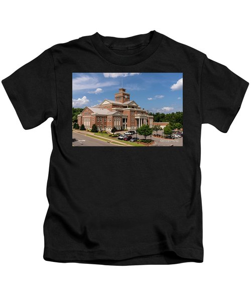 Municipal Building - North Augusta Sc Kids T-Shirt