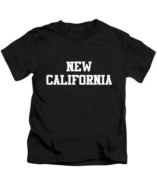 New California Kids T-Shirt