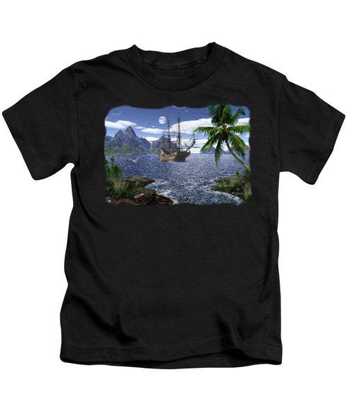 New Worlds Kids T-Shirt