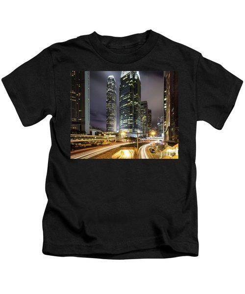 Nights Of Hong Kong Kids T-Shirt