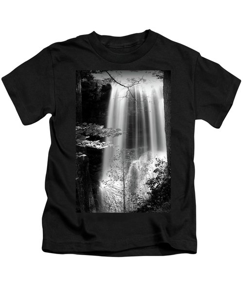 North Carolina Falls Kids T-Shirt