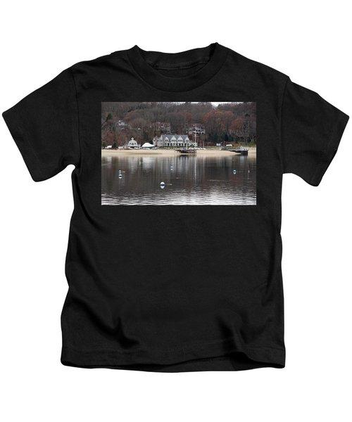 Northport Harbor Kids T-Shirt