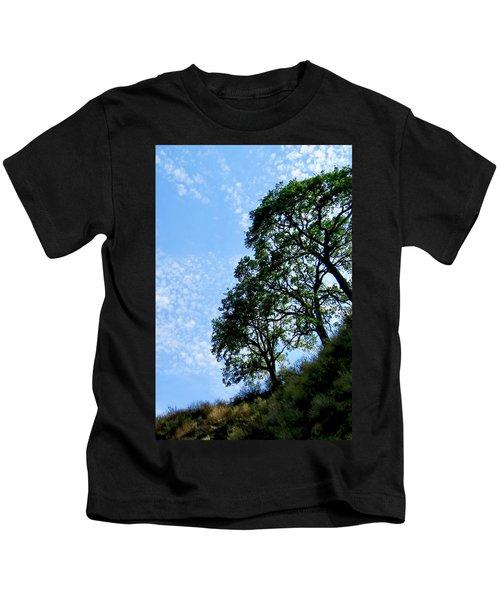 Oaks And Sky Kids T-Shirt
