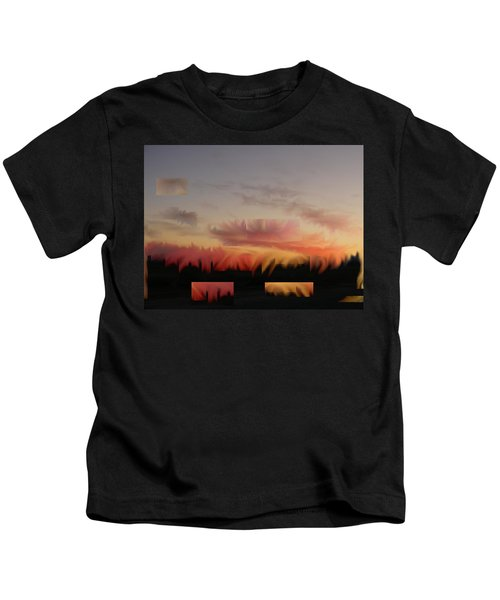 Occasus Obscurus Kids T-Shirt