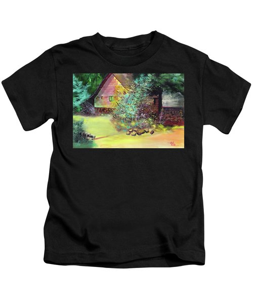 On The Way To West Coast Kids T-Shirt