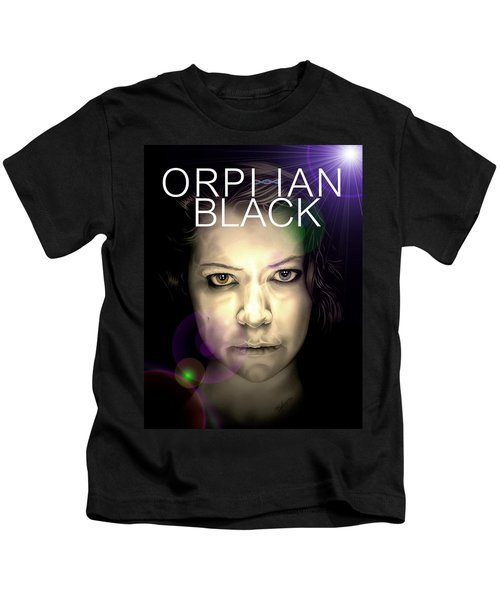 Orphan Black Kids T-Shirt