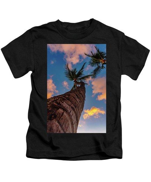 Palm Upward Kids T-Shirt