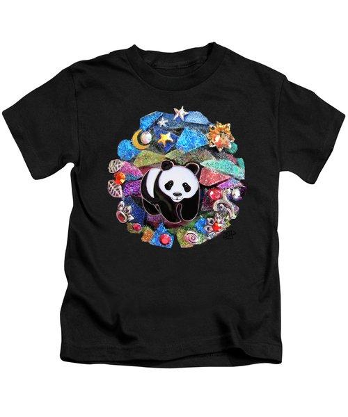 Panda Bear 1 Kids T-Shirt