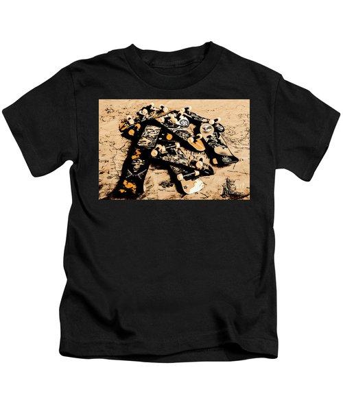 Paper Skate Kids T-Shirt