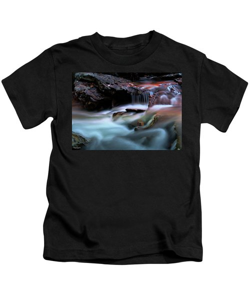 Passion Of Water Kids T-Shirt