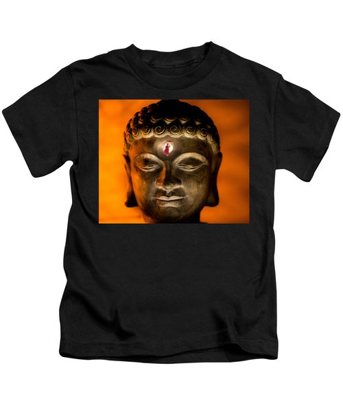 Path To Enlightenment Kids T-Shirt