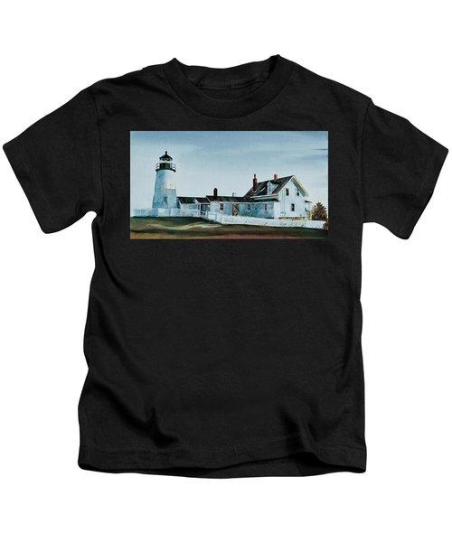 Pemaquid Light Kids T-Shirt