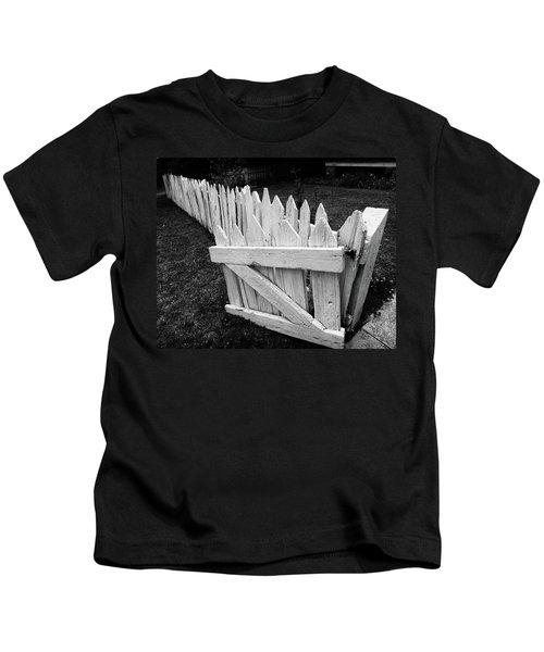 Pickett Fence Kids T-Shirt