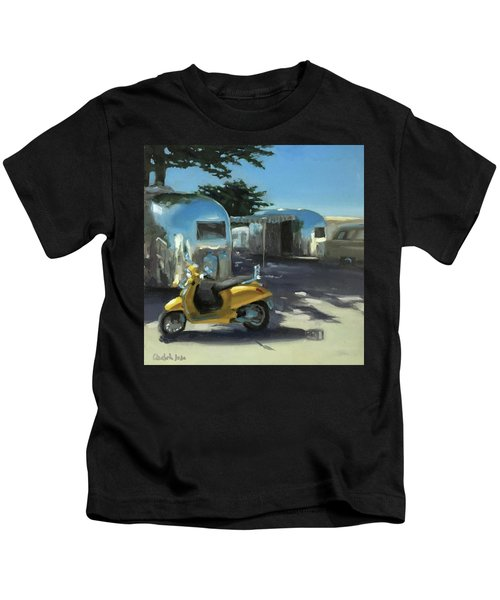 Pismo Vintage Rally Kids T-Shirt