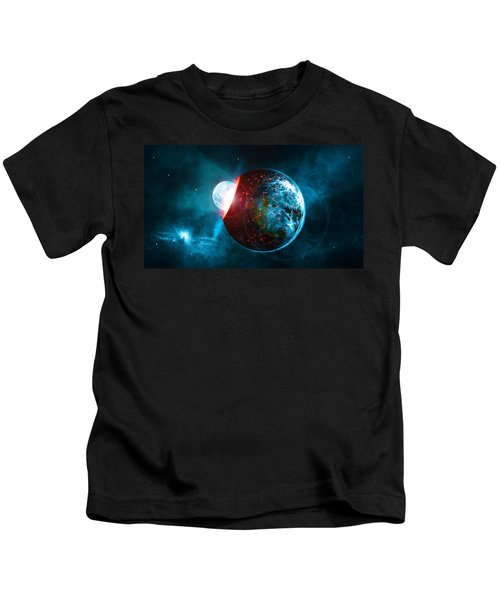 Planet Impact Kids T-Shirt